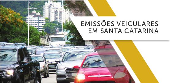 Inventário de Emissões Veiculares no Estado de Santa Catarina